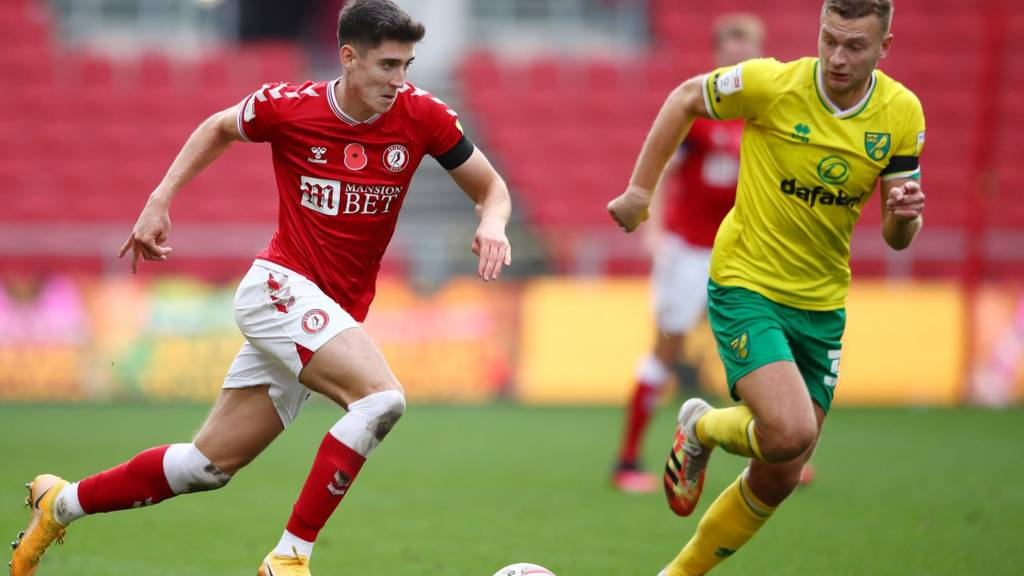 Bristol City v Norwich