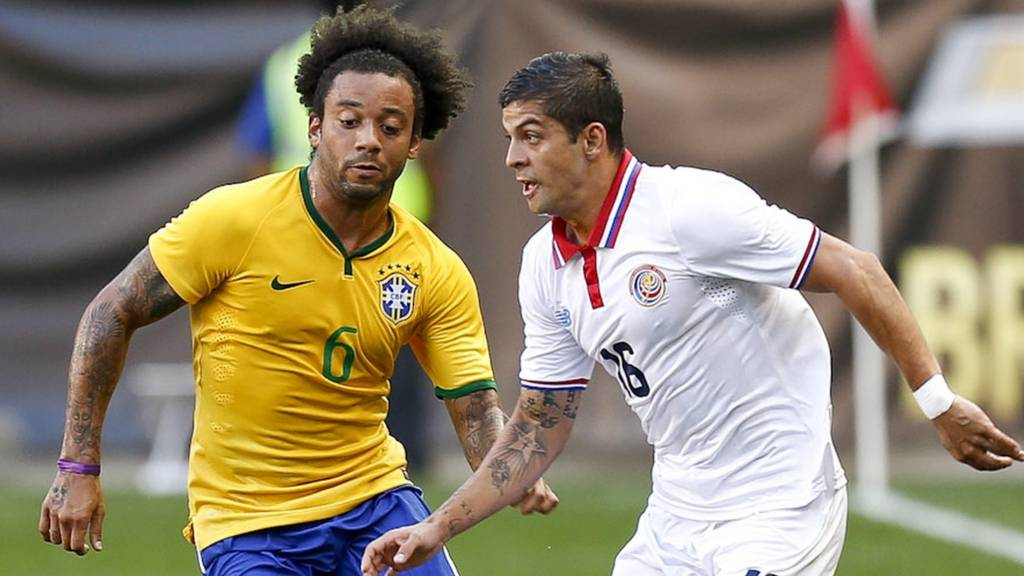 Costa Rica's Cristian Gamboa is having a medical ahead of a move to Celtic