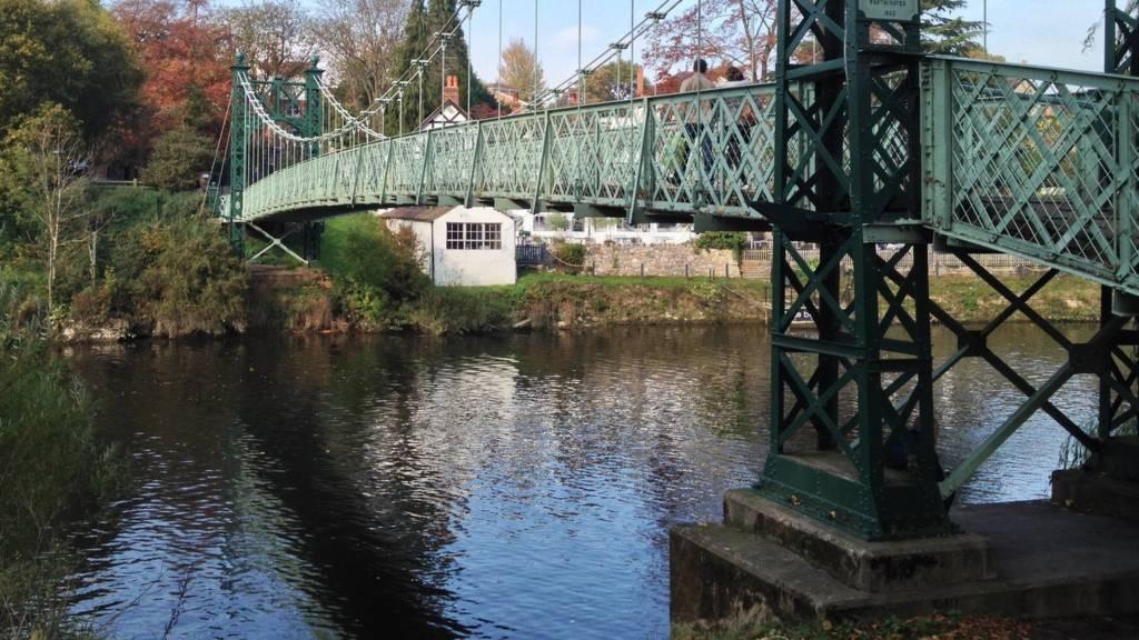 Porthill bridge