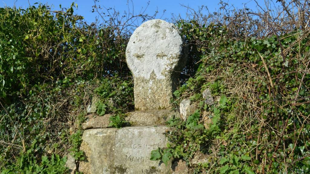 Celtic cross. Pic: Andrew Segal