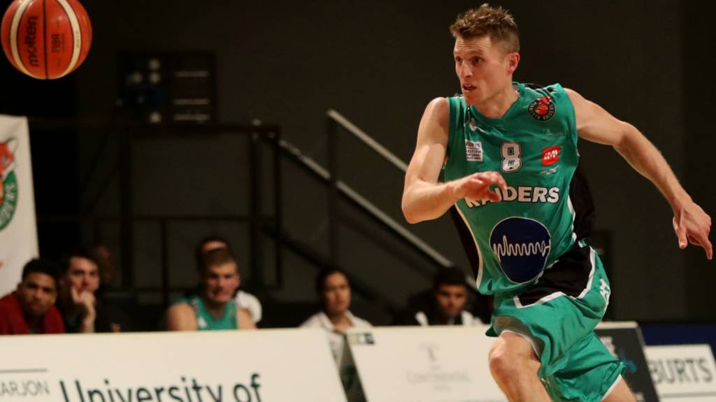 Rhys Carter of Plymouth Raiders
