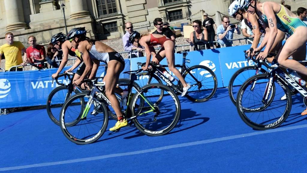 Women's triathlon