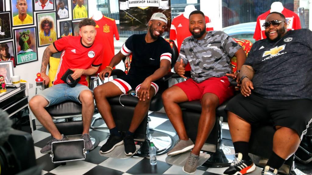 Barbershop Ballers: Wavey Boy Smith (Mr Bigz) plus Cheeky Sport's Akeem & Jermaine