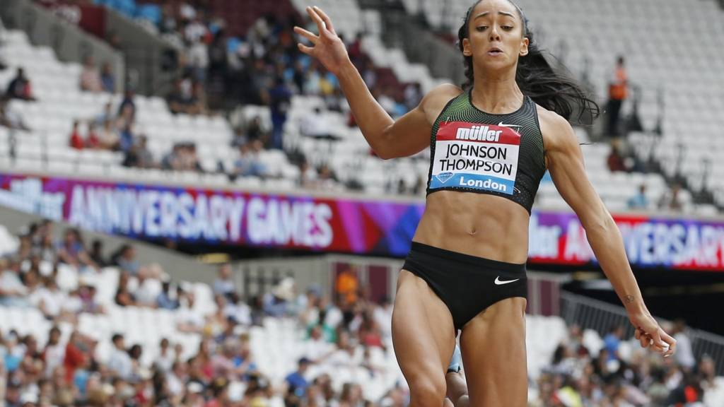 Katarina Johnson-Thompson