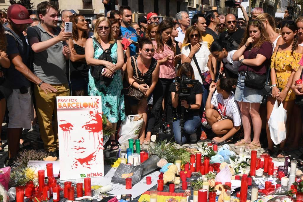متضامنون في برشلونة