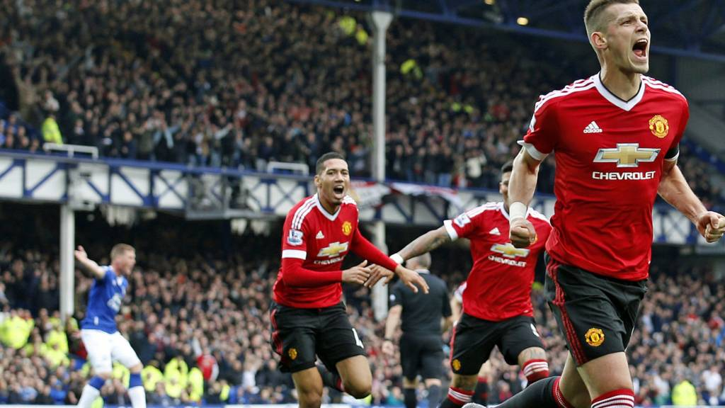 50380e40a62 Premier League  Everton v Manchester United - Live - BBC Sport