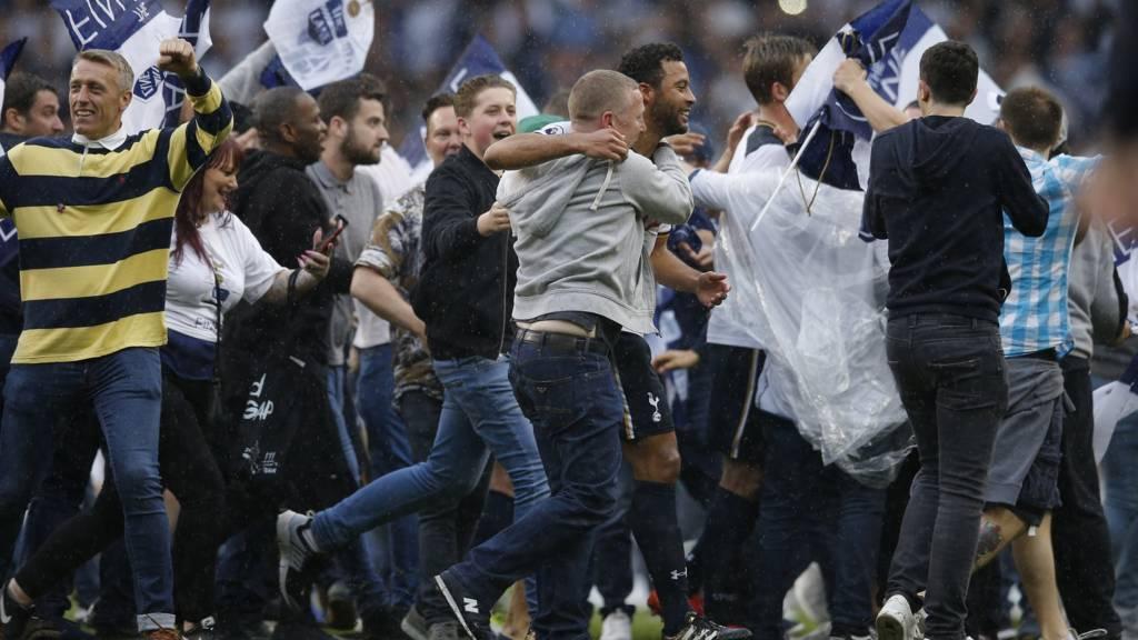 Tottenham Hotspur fan