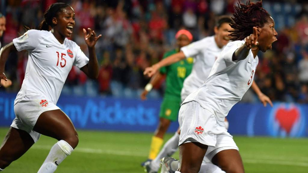 Pick the world cup schedule canadian womens