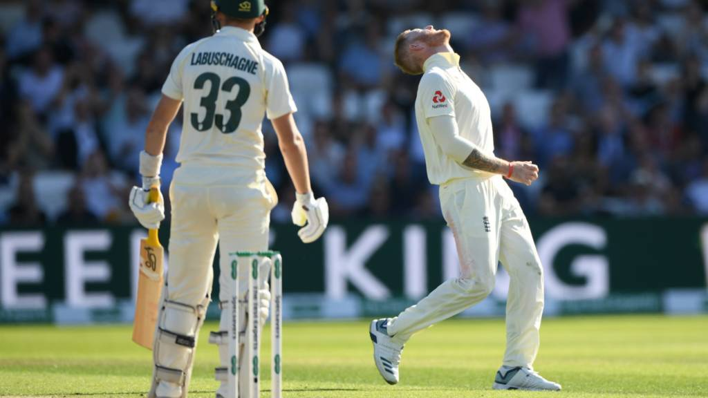 Labuschagne and Stokes