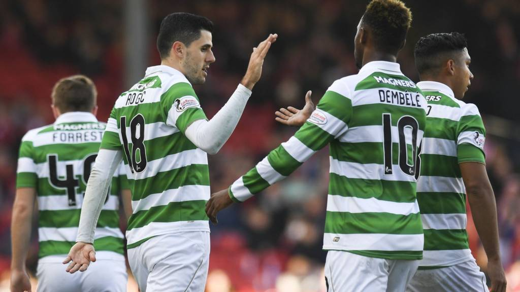 Celtic are the visitors at Firhill tonight