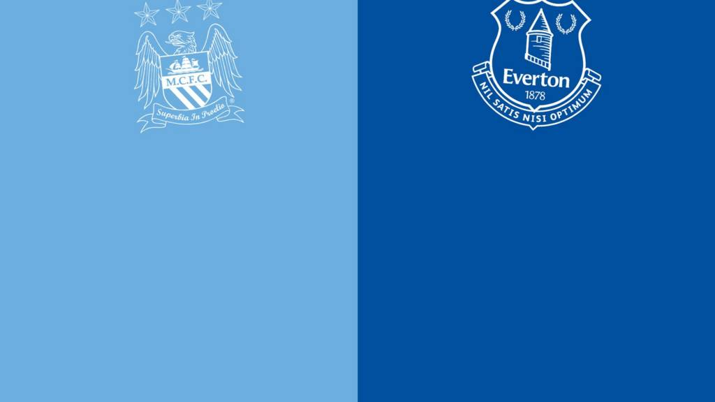 Man City v Everton