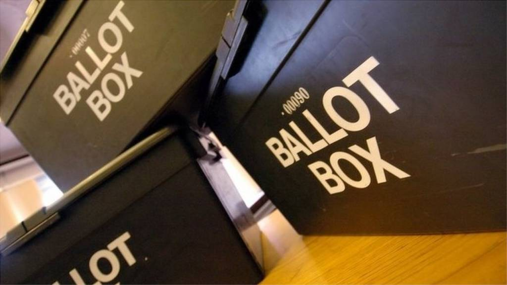 Ballot box generic