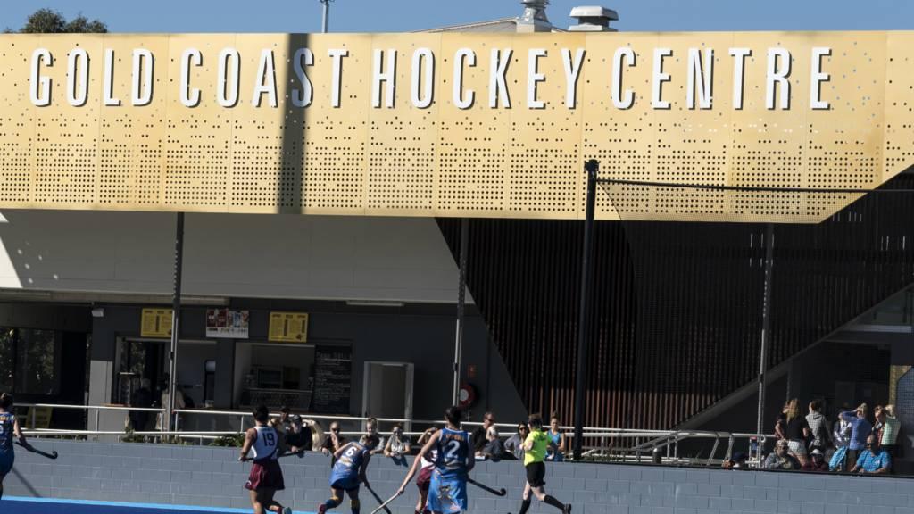 Gold Coast Hockey Centre