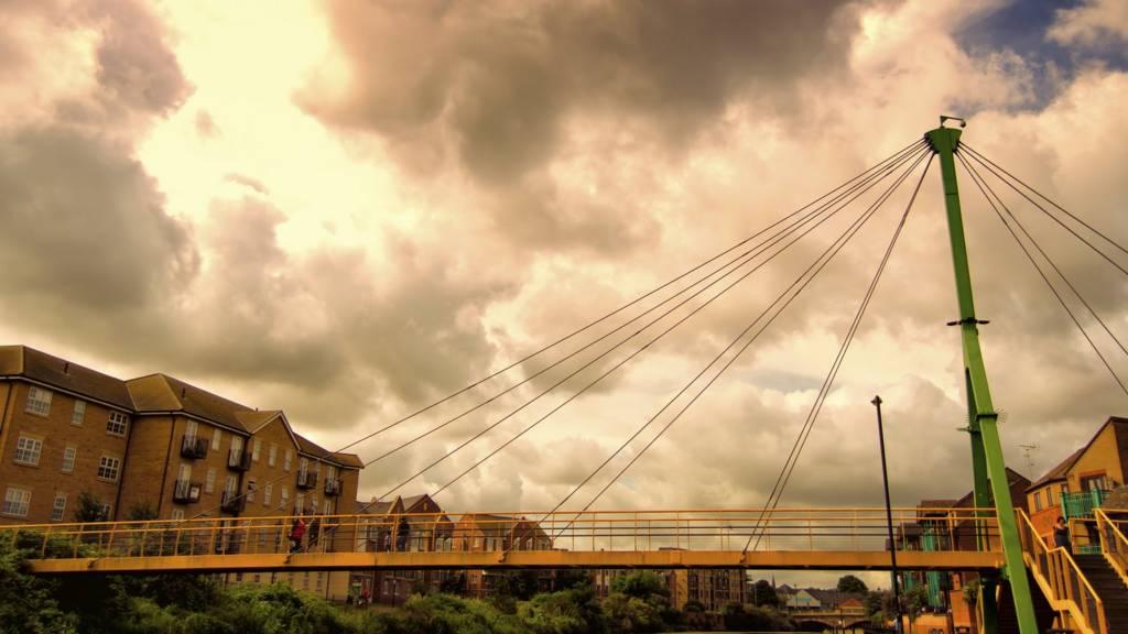 Bridge in Northampton