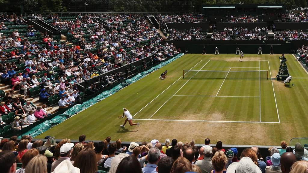 Wimbledon - Court Two