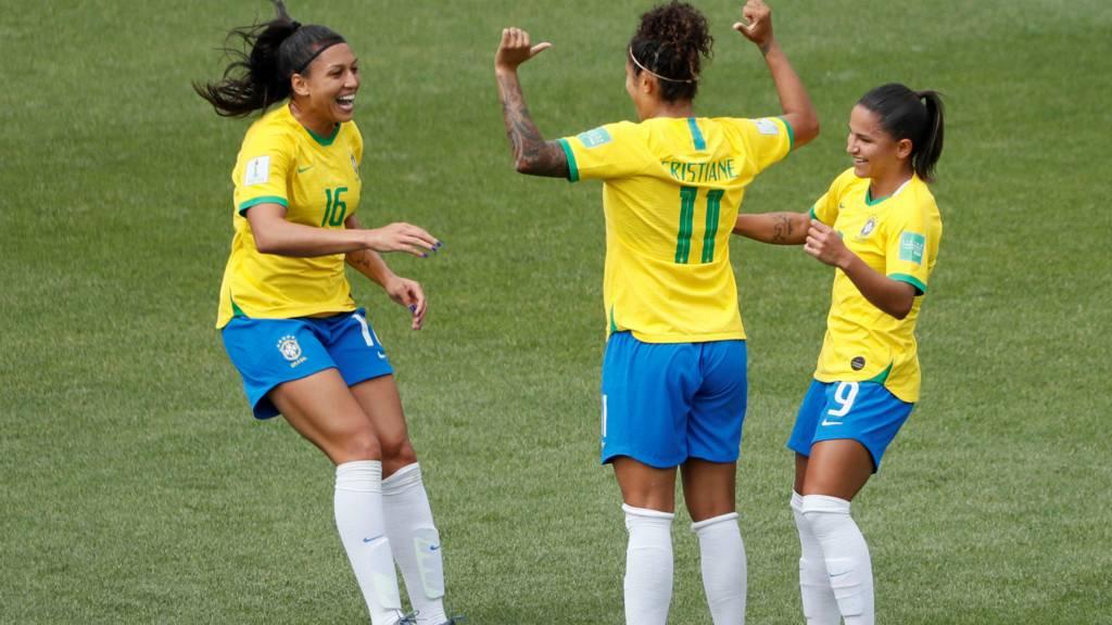 Image result for women's team brazil football