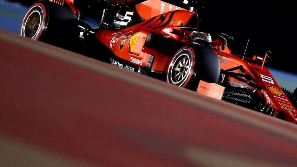 Bahrain Grand Prix live commentary of first & second practice - Live