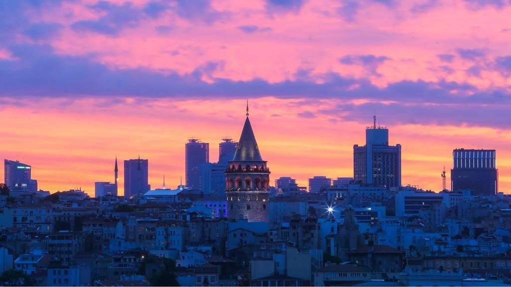 Türkiye gündoğumu
