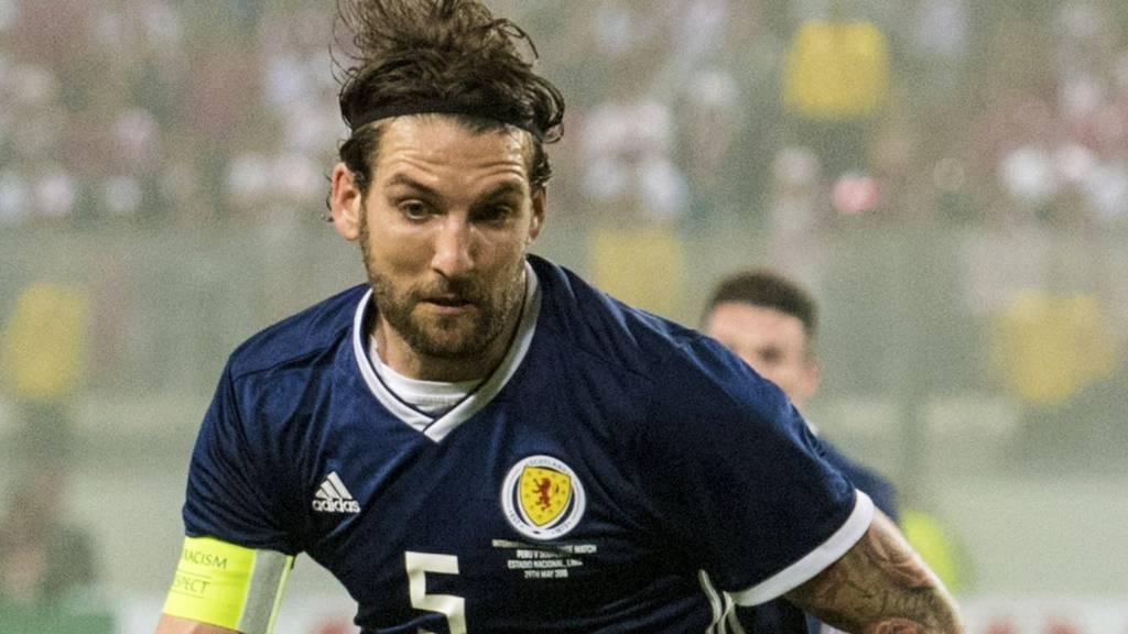 Scotland captain Charlie Mulgew