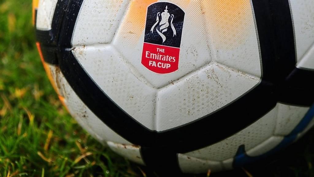 FA Cup ball