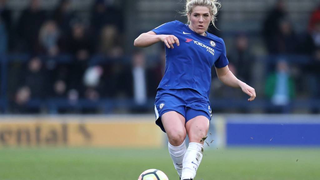 MIllie Bright of Chelsea