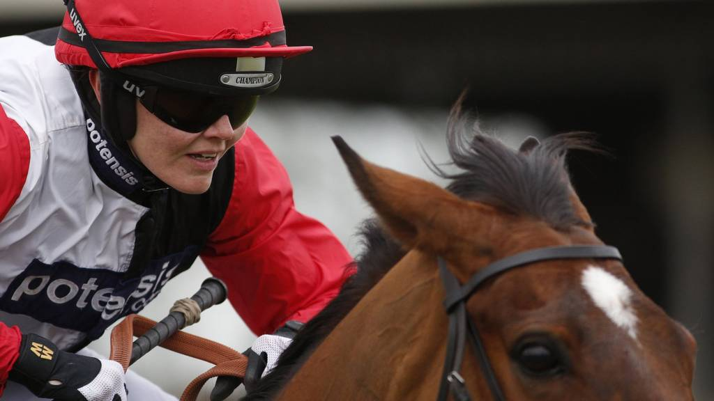 Victoria Pendleton at Wincanton