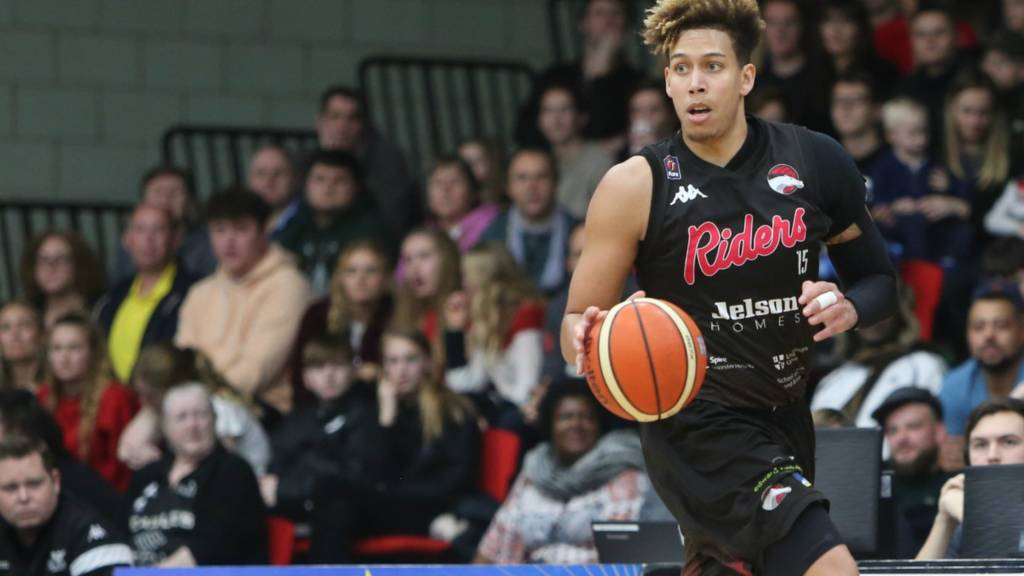 Pierre Hampton of Leicester Riders