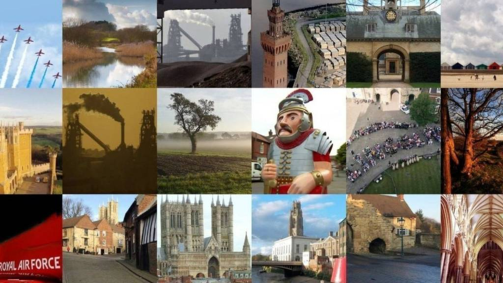 Lincs collage