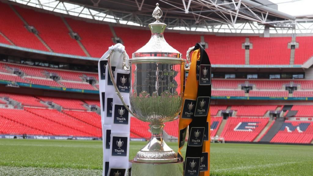FA Vase at Wembley