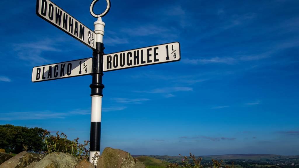 Lancashire signs