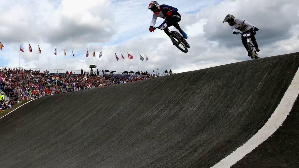 Great Britain's Kyle Evans