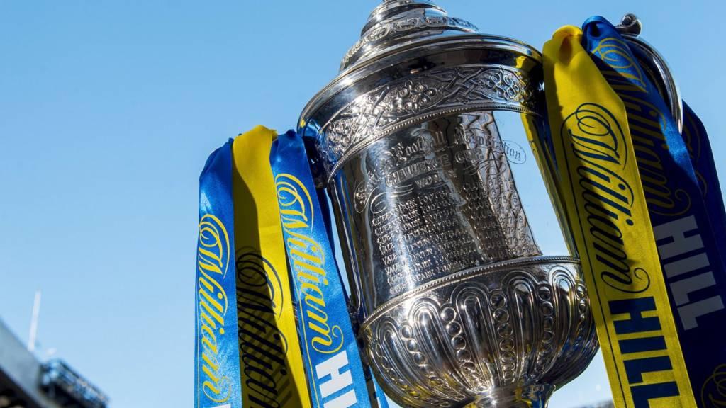 Scottish Cup fourth round draw