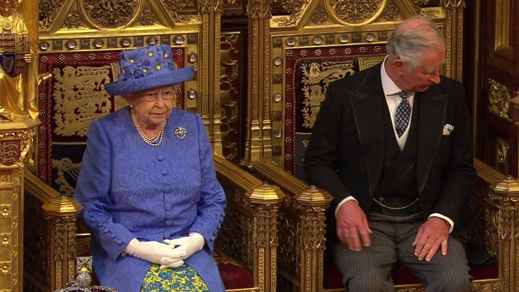 Queen to outline UK government plans