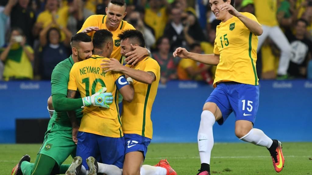 Brazil v Germany