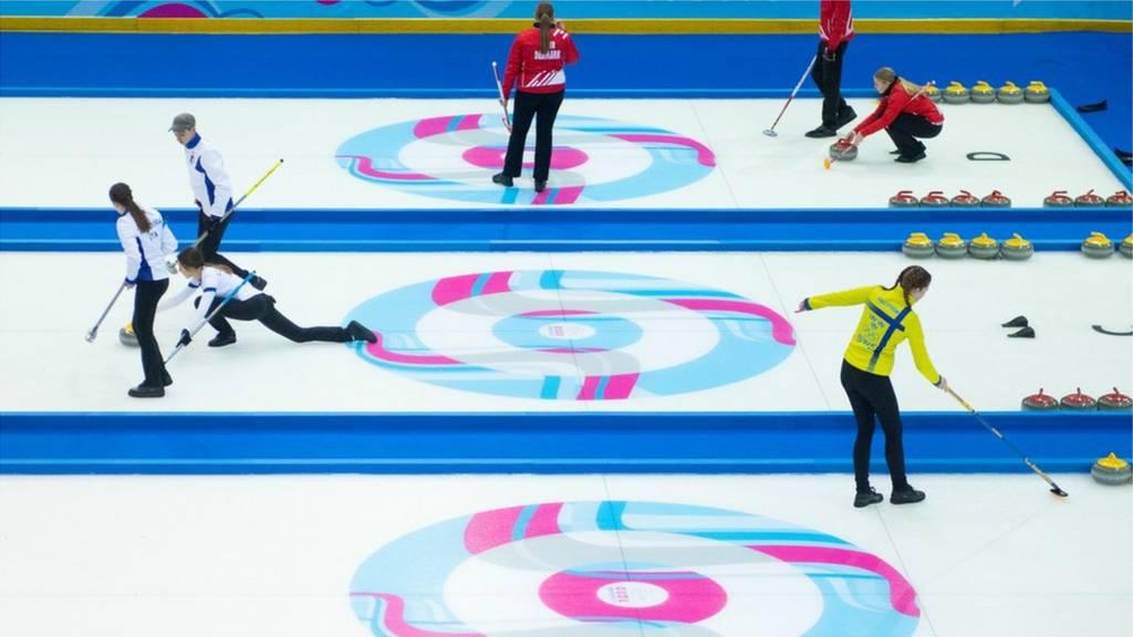Curling HERO