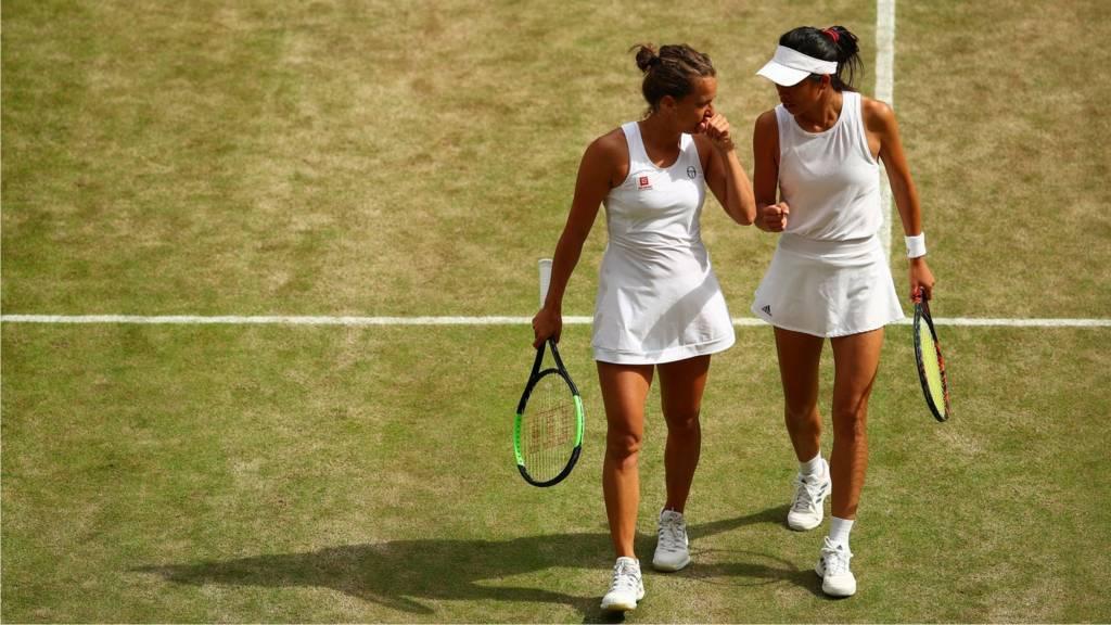Su-Wei Hsieh and Barbora Strycova