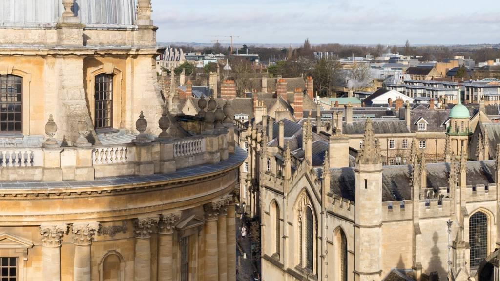 Oxford Radcliffer Camera
