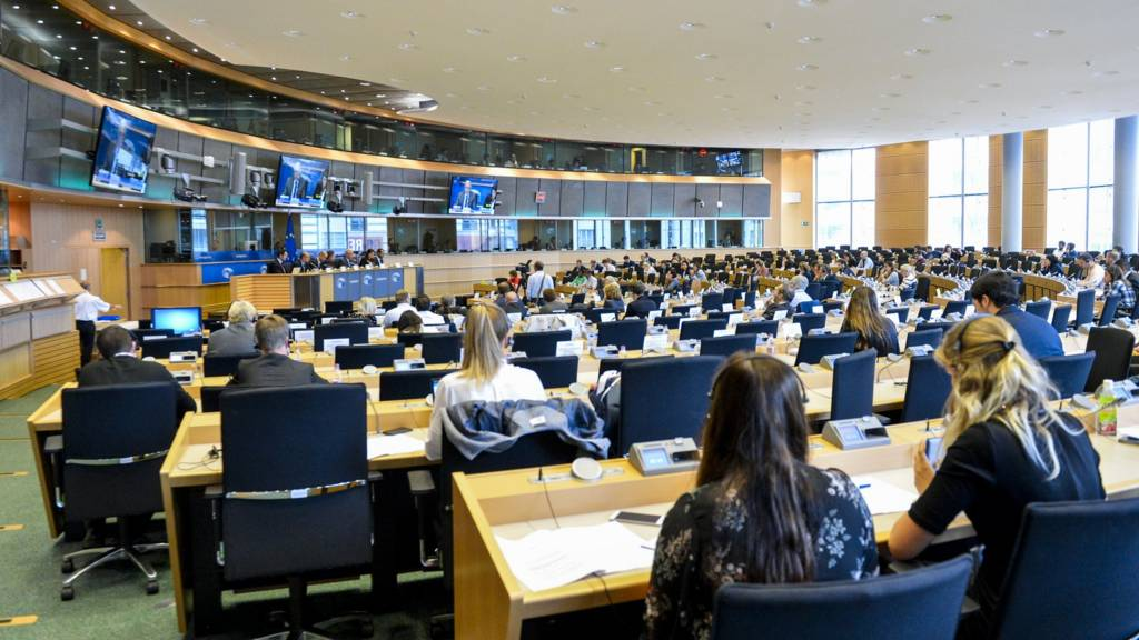 European Parliament home affairs committee