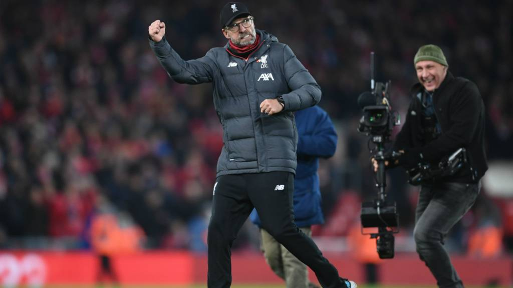 Liverpool V Man City Latest And Reaction Live Bbc Sport