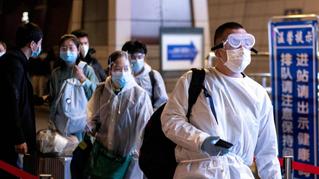 Coronavirus: Trump promises support for black Americans - BBC News