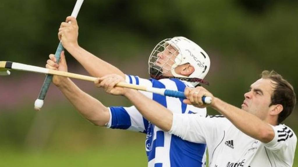 Newtonmore take on Lovat in the final