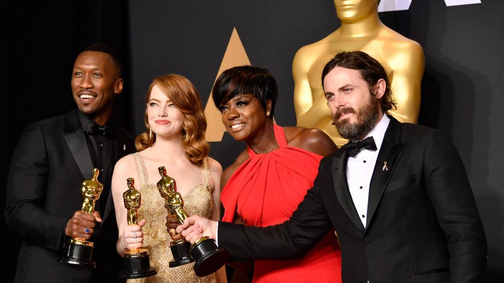 Image result for Oscars 2017