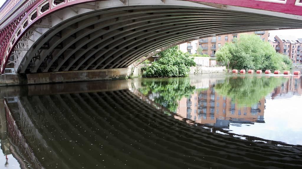 Bridge in Leeds