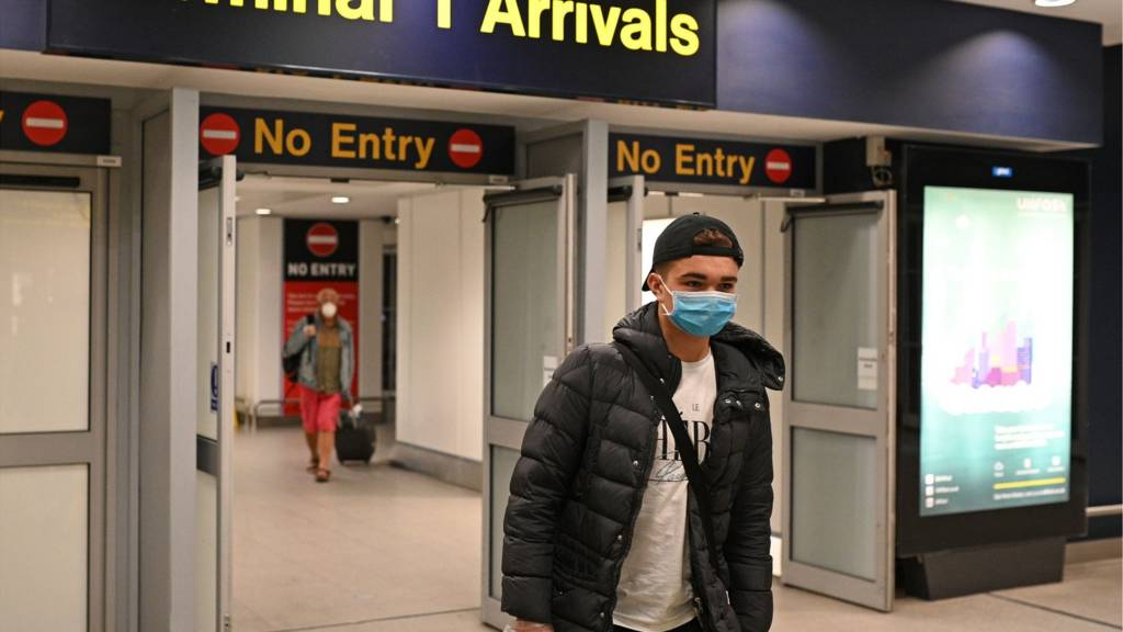 Quarantine lifted for arrivals from France, Germany, Italy and Spain