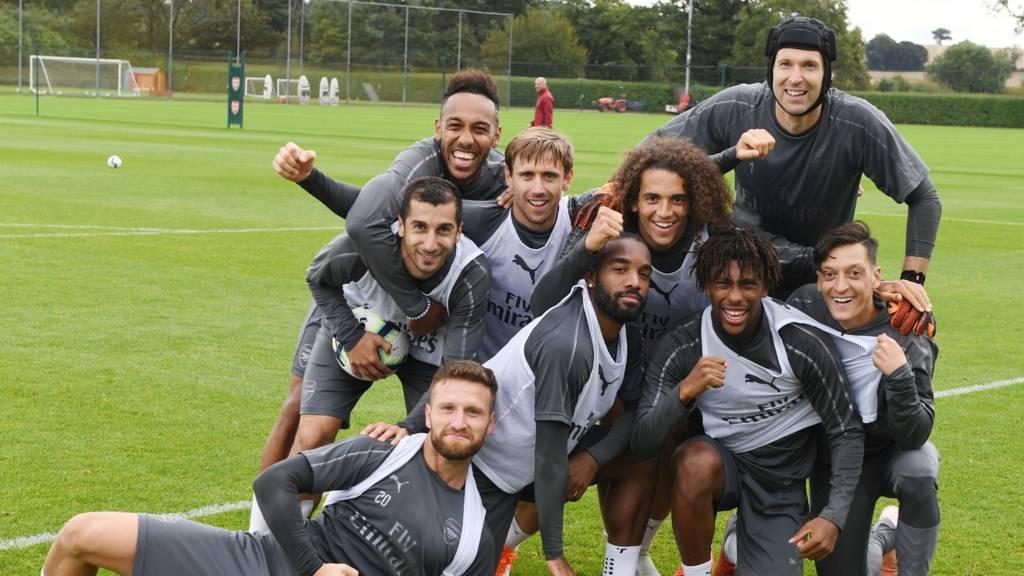 AC Milan want Ivan Gazidis to sign Aaron Ramsey