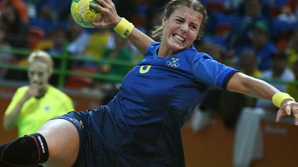 Sweden women's handball