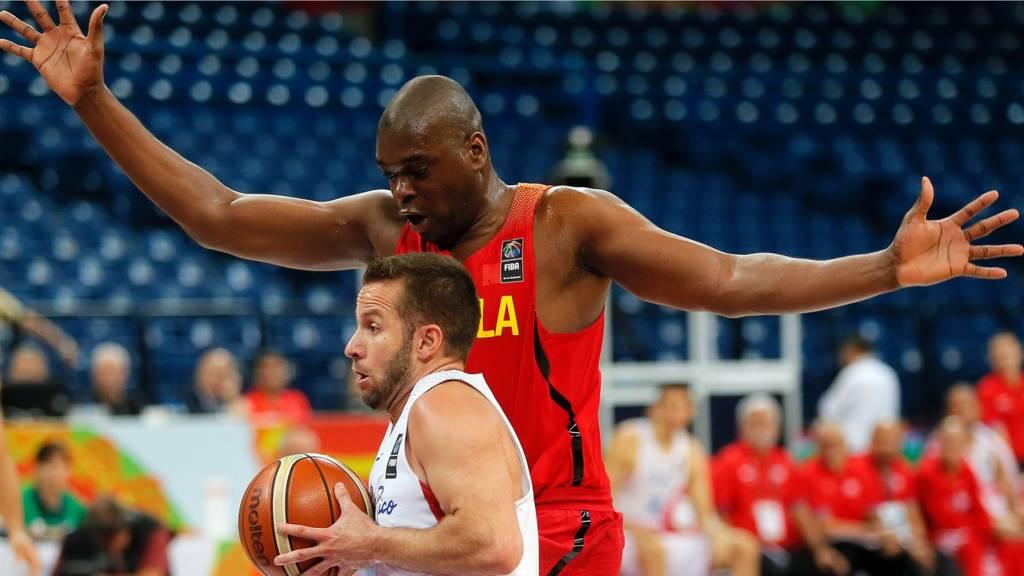 Angola basketball