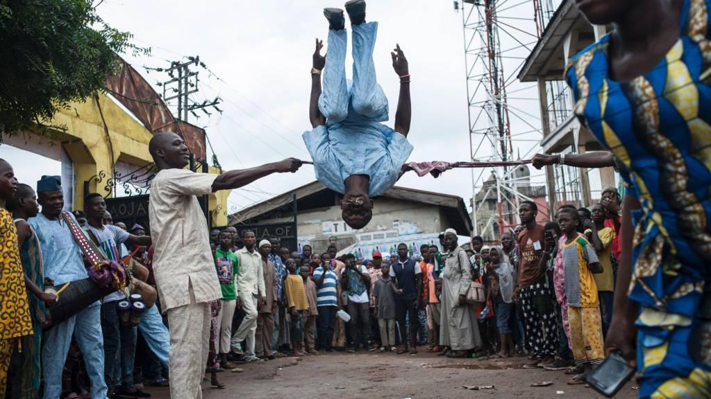 Nigeria festival