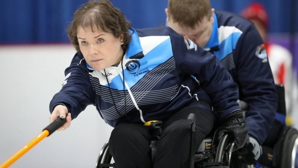 Scotland's Aileen Neilson