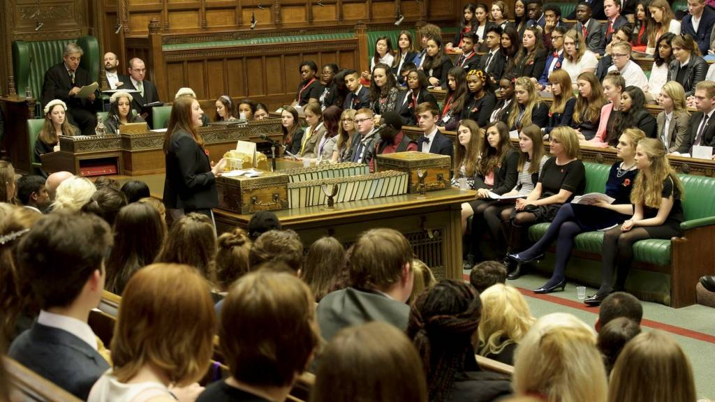 Youth Parliament 2014